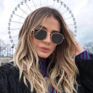 Ray-Ban - Hexagonal Sunglasses